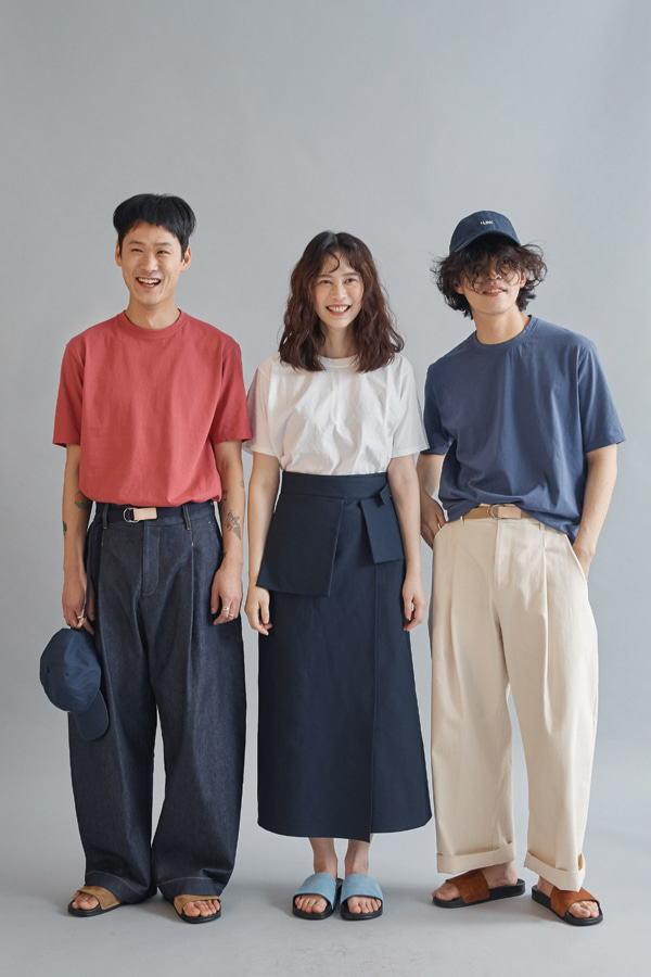 "2019 S/S ""1LDK SEOUL SERIES LOOKBOOK episode.1 FROM US"""